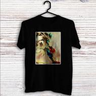 Mega Lucario Pokemon Custom T Shirt Tank Top Men and Woman