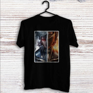 Metal Gear Rising Revengeance Custom T Shirt Tank Top Men and Woman