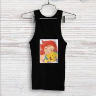 Ariel and Flounder The Little Mermaid Custom Men Woman Tank Top T Shirt Shirt