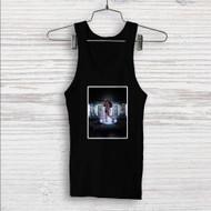 Deadpool in Iron Man Laboratory Custom Men Woman Tank Top T Shirt Shirt