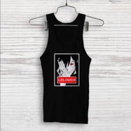 Lelouch Lamperouge Code Geass Custom Men Woman Tank Top T Shirt Shirt