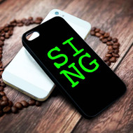 Ed Sheeran sing on your case iphone 4 4s 5 5s 5c 6 6plus 7 case / cases