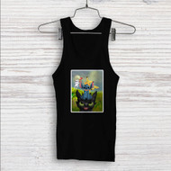 Pikachu Stitch and Toothless Custom Men Woman Tank Top T Shirt Shirt