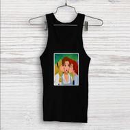Princess Aurora, Ariel and Belle Disney Custom Men Woman Tank Top T Shirt Shirt