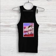 Snoopy Meet Fifi Custom Men Woman Tank Top T Shirt Shirt