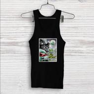 Teenage Mutant Ninja Turtles and Batman Custom Men Woman Tank Top T Shirt Shirt