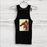 The Flash Art Custom Men Woman Tank Top T Shirt Shirt