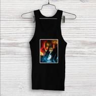 The Flash Custom Men Woman Tank Top T Shirt Shirt