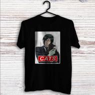 Sebastian Black Butler Cats Custom T Shirt Tank Top Men and Woman