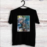 Sinon Sword Art Online Custom T Shirt Tank Top Men and Woman