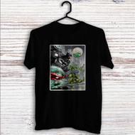 Teenage Mutant Ninja Turtles and Batman Custom T Shirt Tank Top Men and Woman