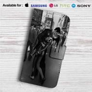 Romantic Joker and Harley Quinn Custom Leather Wallet iPhone 4/4S 5S/C 6/6S Plus 7| Samsung Galaxy S4 S5 S6 S7 Note 3 4 5| LG G2 G3 G4| Motorola Moto X X2 Nexus 6| Sony Z3 Z4 Mini| HTC ONE X M7 M8 M9 Case