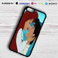 Ariel and Eric Love Disney iPhone 4/4S 5 S/C/SE 6/6S Plus 7| Samsung Galaxy S4 S5 S6 S7 NOTE 3 4 5| LG G2 G3 G4| MOTOROLA MOTO X X2 NEXUS 6| SONY Z3 Z4 MINI| HTC ONE X M7 M8 M9 M8 MINI CASE