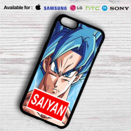 Goku Super Saiyan God iPhone 4/4S 5 S/C/SE 6/6S Plus 7| Samsung Galaxy S4 S5 S6 S7 NOTE 3 4 5| LG G2 G3 G4| MOTOROLA MOTO X X2 NEXUS 6| SONY Z3 Z4 MINI| HTC ONE X M7 M8 M9 M8 MINI CASE