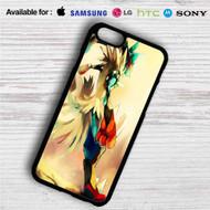 Mega Lucario Pokemon iPhone 4/4S 5 S/C/SE 6/6S Plus 7| Samsung Galaxy S4 S5 S6 S7 NOTE 3 4 5| LG G2 G3 G4| MOTOROLA MOTO X X2 NEXUS 6| SONY Z3 Z4 MINI| HTC ONE X M7 M8 M9 M8 MINI CASE