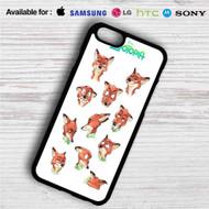 Nick Wilde Face Collage Zootopia iPhone 4/4S 5 S/C/SE 6/6S Plus 7| Samsung Galaxy S4 S5 S6 S7 NOTE 3 4 5| LG G2 G3 G4| MOTOROLA MOTO X X2 NEXUS 6| SONY Z3 Z4 MINI| HTC ONE X M7 M8 M9 M8 MINI CASE