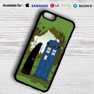 Spirited Away No Face Police Box iPhone 4/4S 5 S/C/SE 6/6S Plus 7  Samsung Galaxy S4 S5 S6 S7 NOTE 3 4 5  LG G2 G3 G4  MOTOROLA MOTO X X2 NEXUS 6  SONY Z3 Z4 MINI  HTC ONE X M7 M8 M9 M8 MINI CASE