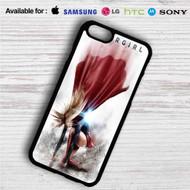 Supergirl Movie iPhone 4/4S 5 S/C/SE 6/6S Plus 7  Samsung Galaxy S4 S5 S6 S7 NOTE 3 4 5  LG G2 G3 G4  MOTOROLA MOTO X X2 NEXUS 6  SONY Z3 Z4 MINI  HTC ONE X M7 M8 M9 M8 MINI CASE