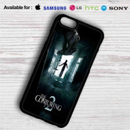 The Conjuring 2 Horror Movie iPhone 4/4S 5 S/C/SE 6/6S Plus 7| Samsung Galaxy S4 S5 S6 S7 NOTE 3 4 5| LG G2 G3 G4| MOTOROLA MOTO X X2 NEXUS 6| SONY Z3 Z4 MINI| HTC ONE X M7 M8 M9 M8 MINI CASE