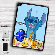 "Dory and Stitch Disney iPad 2 3 4 iPad Mini 1 2 3 4 iPad Air 1 2 | Samsung Galaxy Tab 10.1"" Tab 2 7"" Tab 3 7"" Tab 3 8"" Tab 4 7"" Case"