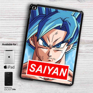 "Goku Super Saiyan God iPad 2 3 4 iPad Mini 1 2 3 4 iPad Air 1 2 | Samsung Galaxy Tab 10.1"" Tab 2 7"" Tab 3 7"" Tab 3 8"" Tab 4 7"" Case"