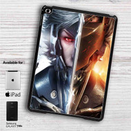"Metal Gear Rising Revengeance iPad 2 3 4 iPad Mini 1 2 3 4 iPad Air 1 2 | Samsung Galaxy Tab 10.1"" Tab 2 7"" Tab 3 7"" Tab 3 8"" Tab 4 7"" Case"