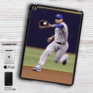 "Omar Infante Kansas City Royals iPad 2 3 4 iPad Mini 1 2 3 4 iPad Air 1 2 | Samsung Galaxy Tab 10.1"" Tab 2 7"" Tab 3 7"" Tab 3 8"" Tab 4 7"" Case"