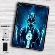 "Tron Darth Vader iPad 2 3 4 iPad Mini 1 2 3 4 iPad Air 1 2 | Samsung Galaxy Tab 10.1"" Tab 2 7"" Tab 3 7"" Tab 3 8"" Tab 4 7"" Case"
