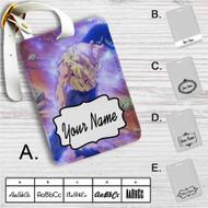 Yu Yu Hakusho Yusuke Urameshi Custom Leather Luggage Tag