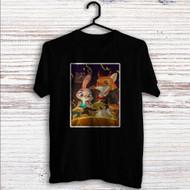 Disney Zootopia Dancing Custom T Shirt Tank Top Men and Woman