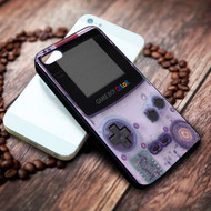 Gameboy Purple on your case iphone 4 4s 5 5s 5c 6 6plus 7 case / cases