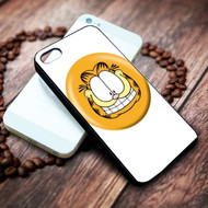 Garfield face on your case iphone 4 4s 5 5s 5c 6 6plus 7 case / cases