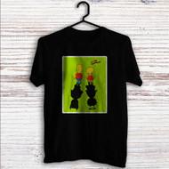 The Simpsons' Shadows Custom T Shirt Tank Top Men and Woman