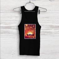 Disney Tangled Night Romantic Custom Men Woman Tank Top T Shirt Shirt