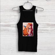 Hercules and Megara Disney Custom Men Woman Tank Top T Shirt Shirt
