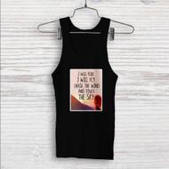 Merida Brave Quotes Disney Custom Men Woman Tank Top T Shirt Shirt