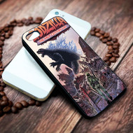 Godzilla Comics on your case iphone 4 4s 5 5s 5c 6 6plus 7 case / cases