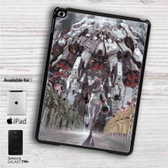"Gundam Unicorn iPad 2 3 4 iPad Mini 1 2 3 4 iPad Air 1 2 | Samsung Galaxy Tab 10.1"" Tab 2 7"" Tab 3 7"" Tab 3 8"" Tab 4 7"" Case"