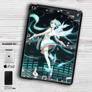 "Hatsune Miku Vocaloid iPad 2 3 4 iPad Mini 1 2 3 4 iPad Air 1 2 | Samsung Galaxy Tab 10.1"" Tab 2 7"" Tab 3 7"" Tab 3 8"" Tab 4 7"" Case"