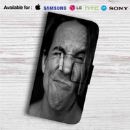 Anthony Kiedis Red Hot Chili Peppers Custom Leather Wallet iPhone 4/4S 5S/C 6/6S Plus 7| Samsung Galaxy S4 S5 S6 S7 Note 3 4 5| LG G2 G3 G4| Motorola Moto X X2 Nexus 6| Sony Z3 Z4 Mini| HTC ONE X M7 M8 M9 Case