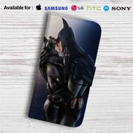Batman and Catwoman Kiss Custom Leather Wallet iPhone 4/4S 5S/C 6/6S Plus 7| Samsung Galaxy S4 S5 S6 S7 Note 3 4 5| LG G2 G3 G4| Motorola Moto X X2 Nexus 6| Sony Z3 Z4 Mini| HTC ONE X M7 M8 M9 Case