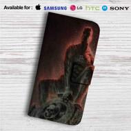 Daredevil DD Custom Leather Wallet iPhone 4/4S 5S/C 6/6S Plus 7  Samsung Galaxy S4 S5 S6 S7 Note 3 4 5  LG G2 G3 G4  Motorola Moto X X2 Nexus 6  Sony Z3 Z4 Mini  HTC ONE X M7 M8 M9 Case