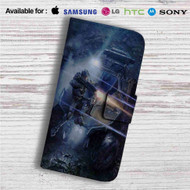 Halo 4 Master Chief and Warthog Custom Leather Wallet iPhone 4/4S 5S/C 6/6S Plus 7| Samsung Galaxy S4 S5 S6 S7 Note 3 4 5| LG G2 G3 G4| Motorola Moto X X2 Nexus 6| Sony Z3 Z4 Mini| HTC ONE X M7 M8 M9 Case