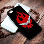 gurren lagann kamina cape 2 on your case iphone 4 4s 5 5s 5c 6 6plus 7 case / cases