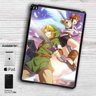 "Link and Pit The Legend of Zelda iPad 2 3 4 iPad Mini 1 2 3 4 iPad Air 1 2 | Samsung Galaxy Tab 10.1"" Tab 2 7"" Tab 3 7"" Tab 3 8"" Tab 4 7"" Case"