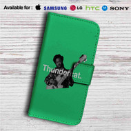 Thundercat Custom Leather Wallet iPhone 4/4S 5S/C 6/6S Plus 7| Samsung Galaxy S4 S5 S6 S7 Note 3 4 5| LG G2 G3 G4| Motorola Moto X X2 Nexus 6| Sony Z3 Z4 Mini| HTC ONE X M7 M8 M9 Case