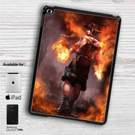 "Portgas D Ace One Piece iPad 2 3 4 iPad Mini 1 2 3 4 iPad Air 1 2 | Samsung Galaxy Tab 10.1"" Tab 2 7"" Tab 3 7"" Tab 3 8"" Tab 4 7"" Case"