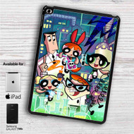 "Power Puff Girls Dexter Laboratory iPad 2 3 4 iPad Mini 1 2 3 4 iPad Air 1 2 | Samsung Galaxy Tab 10.1"" Tab 2 7"" Tab 3 7"" Tab 3 8"" Tab 4 7"" Case"