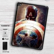 "Steve Rogers Captain America iPad 2 3 4 iPad Mini 1 2 3 4 iPad Air 1 2   Samsung Galaxy Tab 10.1"" Tab 2 7"" Tab 3 7"" Tab 3 8"" Tab 4 7"" Case"