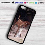 Bambi and Thumper Disney iPhone 4/4S 5 S/C/SE 6/6S Plus 7| Samsung Galaxy S4 S5 S6 S7 NOTE 3 4 5| LG G2 G3 G4| MOTOROLA MOTO X X2 NEXUS 6| SONY Z3 Z4 MINI| HTC ONE X M7 M8 M9 M8 MINI CASE